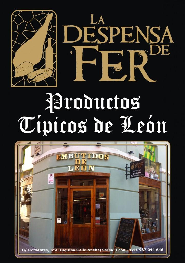 Embutido de León. Chorizos, Jamones y Cecinas de León