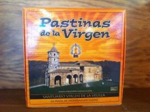 pastinas de la virgen de prioro